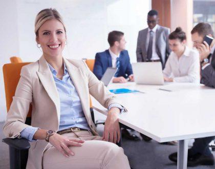 Meeting most successful women in tech